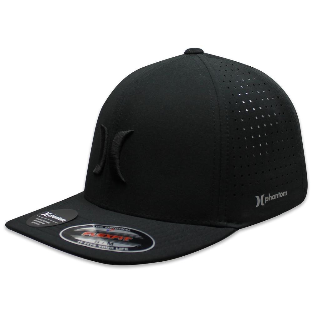 Gorra Hurley Flex Fit Phantom 4.0 Negro -   599.00 en Mercado Libre 6630444a8bb