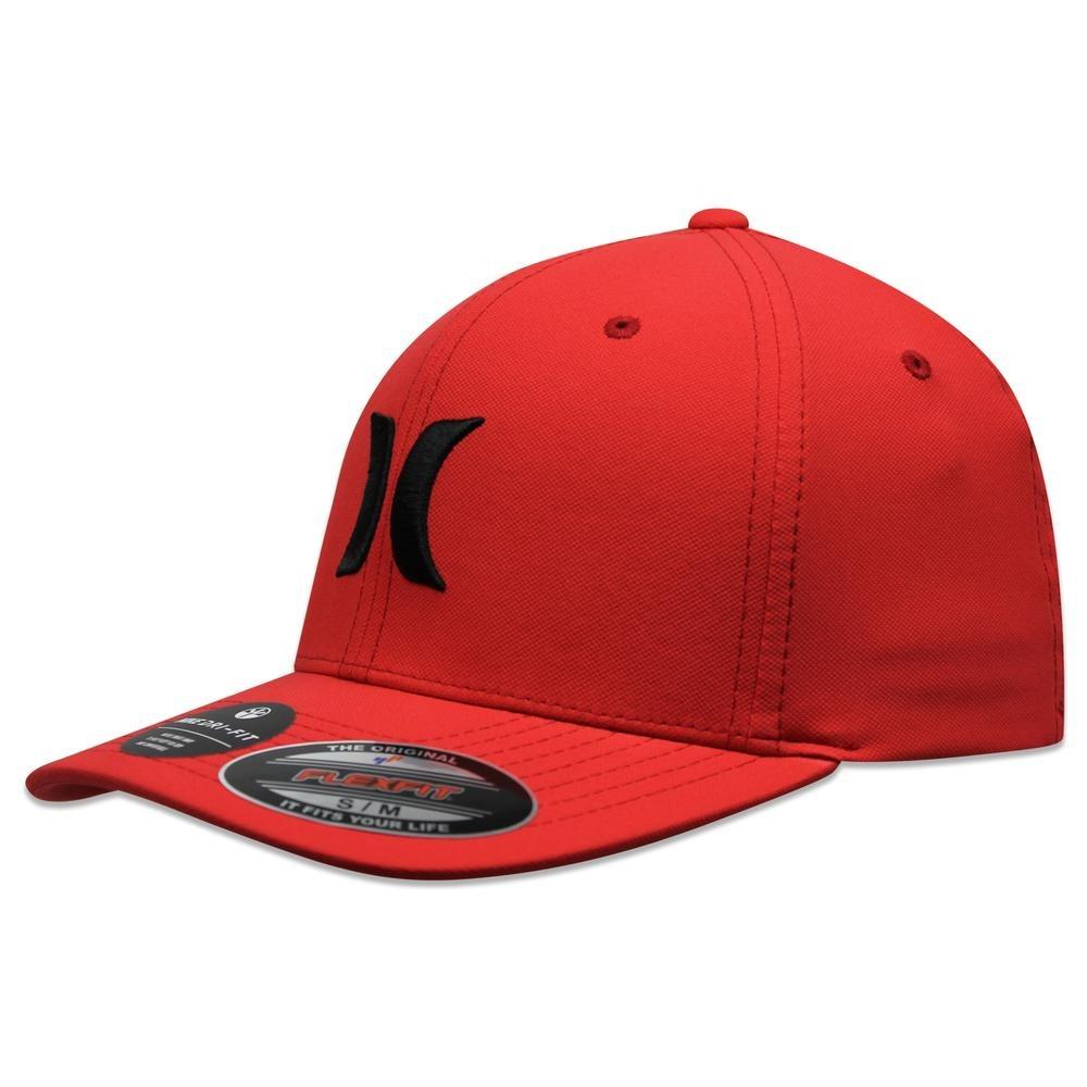 Gorra Hurley Flex Fit Phantom 4.0 Rojo -   699.00 en Mercado Libre 345b6108e4f