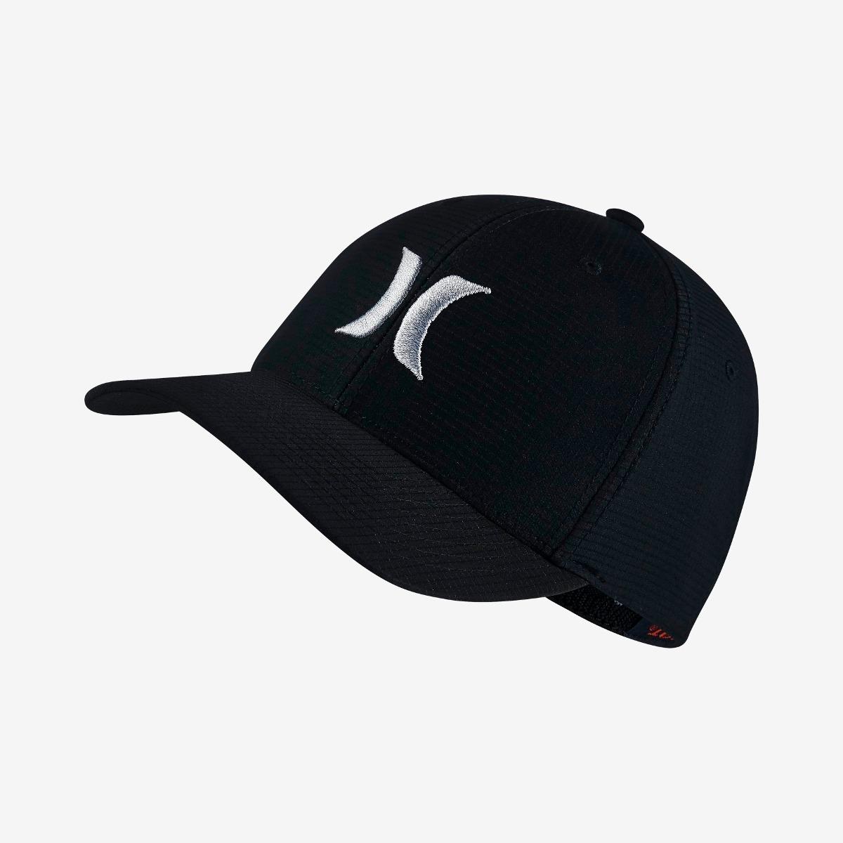 Gorra Hurley Flexfit Black Suits -   619.99 en Mercado Libre 1148c3dfe1c