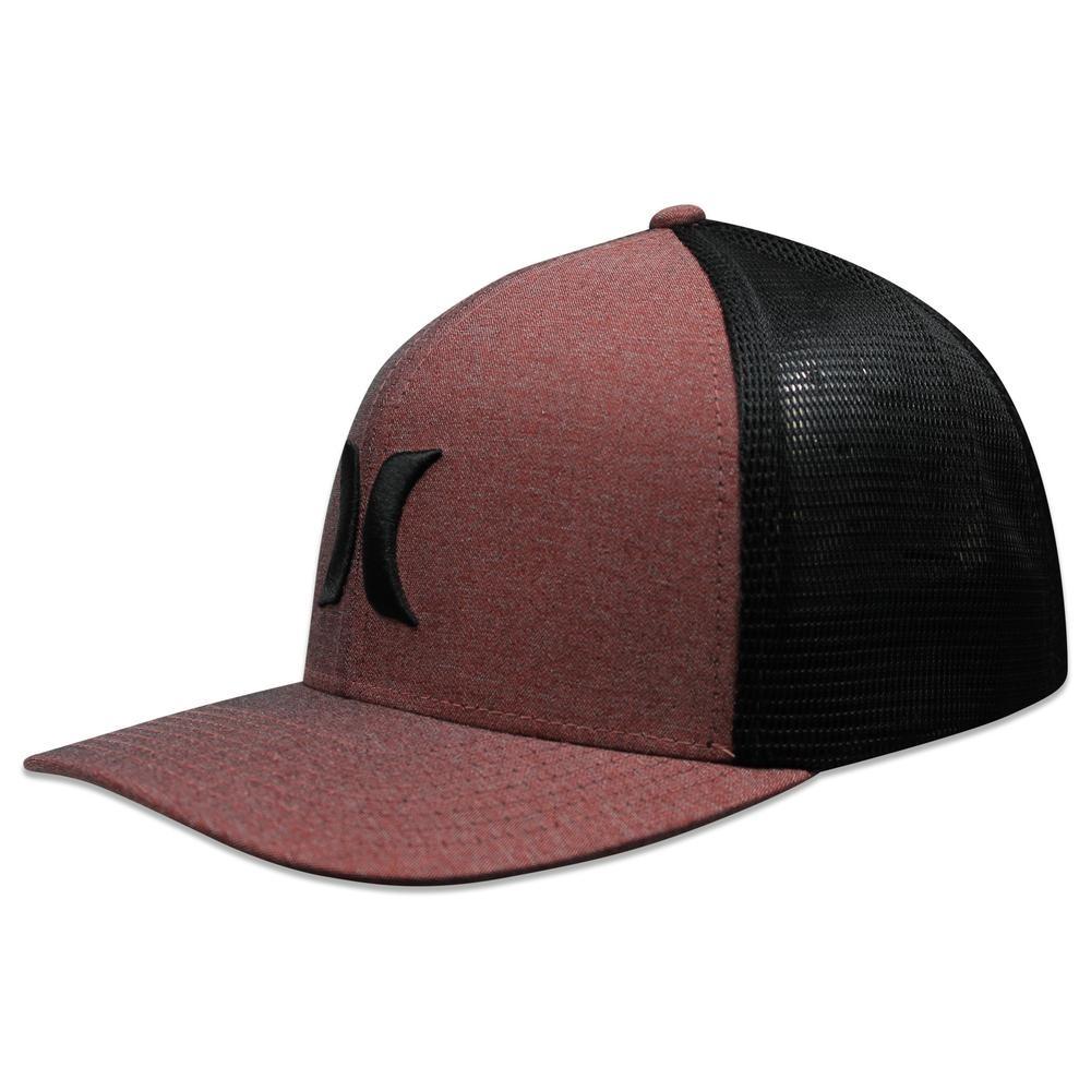 Gorra Hurley One And Textures Trucker Hat Rojo -   699.00 en Mercado ... 78c909500f8