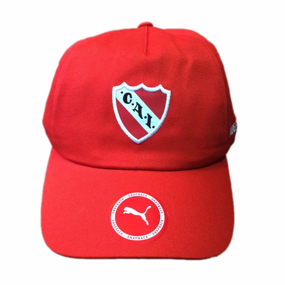 a49758e3a gorra independiente puma roja. Cargando zoom.