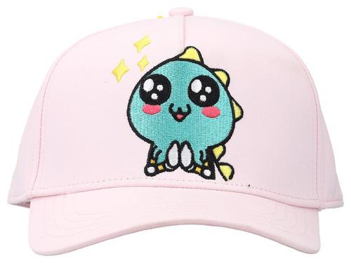 gorra infantil gugu - rosa