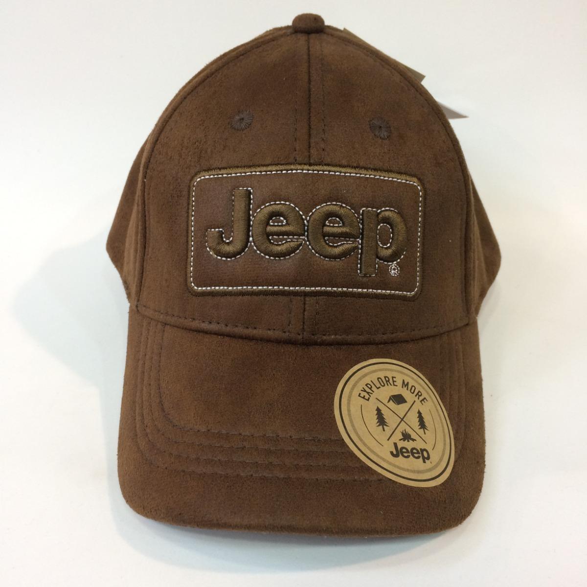 6b1bf009162fb Gorra Jeep 100% Original - Hombres - Jpa180269 - Brown - Bs. 120.000 ...