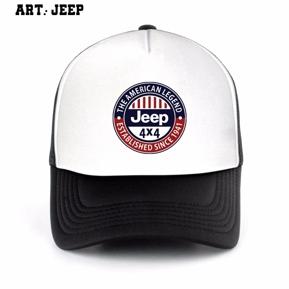 gorra jeep off road 4x4 trucker nomore caps. Cargando zoom. e5547691eee