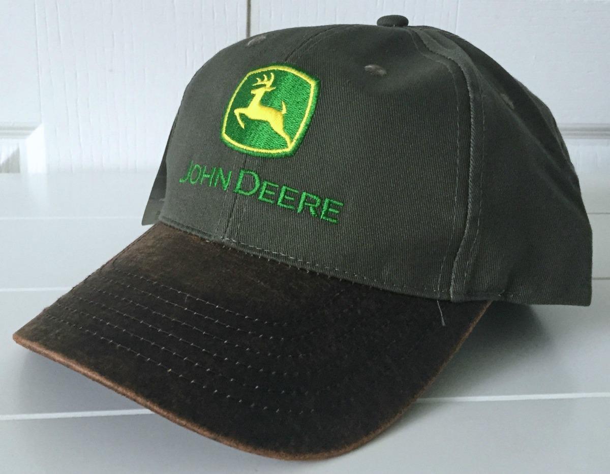 b86fd47a63e23 gorra john deere canvas olive cap - a pedido exkarg. Cargando zoom.