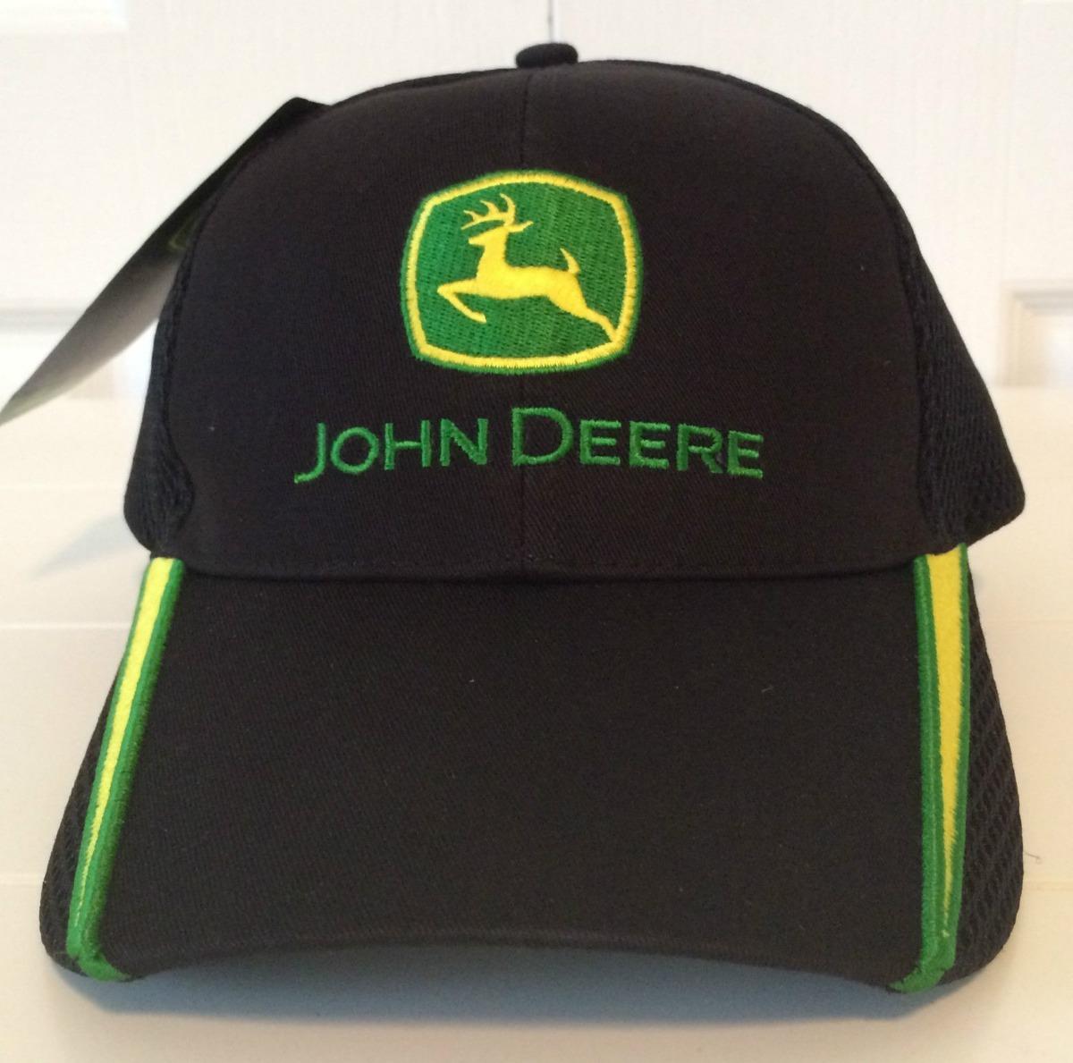 8935dc781c8fa gorra john deere yellow   green embroidery - a pedido exkarg. Cargando zoom.