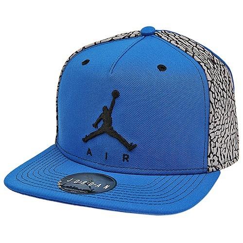 gorras jordan azul