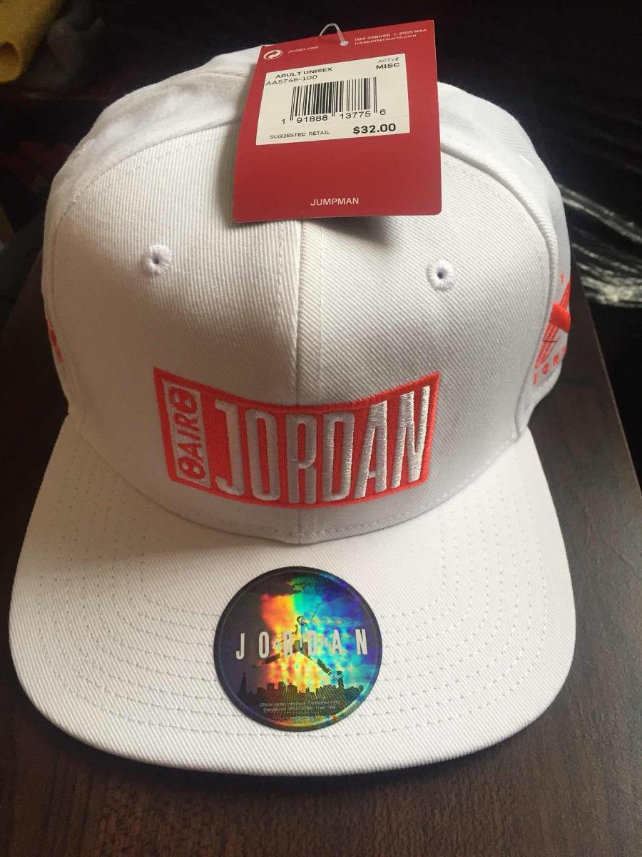 Gorra Jordan Retro Tinker H. Blanca -   800.00 en Mercado Libre 68e83405da8