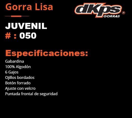 1e48b1969eeb1 Gorra Juvenil Promocional Publicidad -   61.00 en Mercado Libre