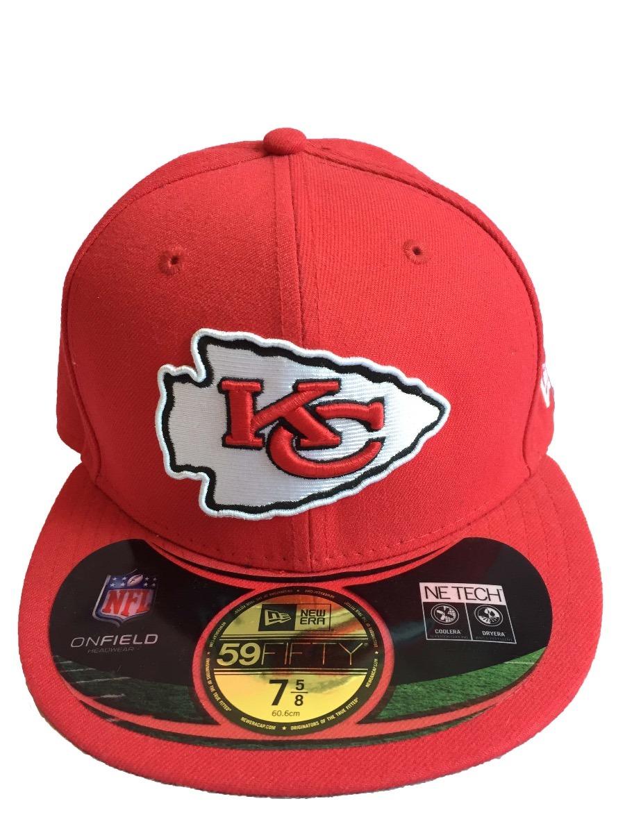 5157d9d33db11 Gorra Kansas City Chiefs -   419.00 en Mercado Libre