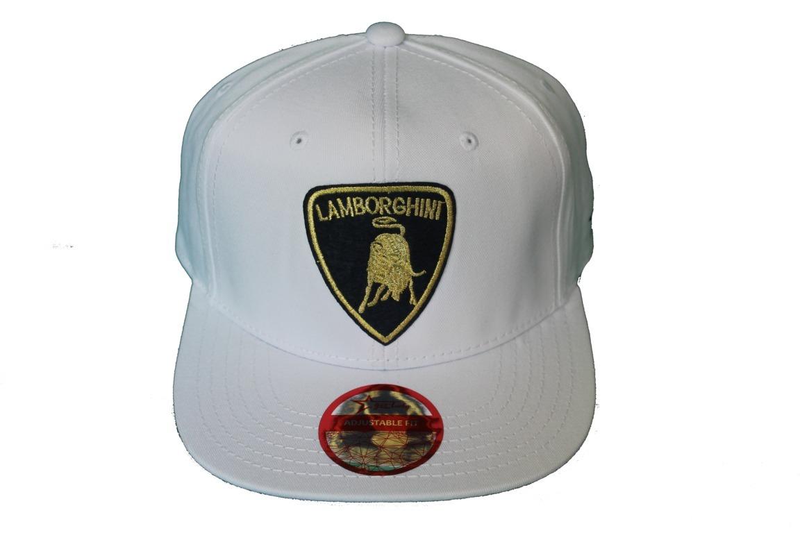 Gorra Lamborghini 100% Nueva Snapback Get Lucky Original -   350.00 ... 9682403c7d6