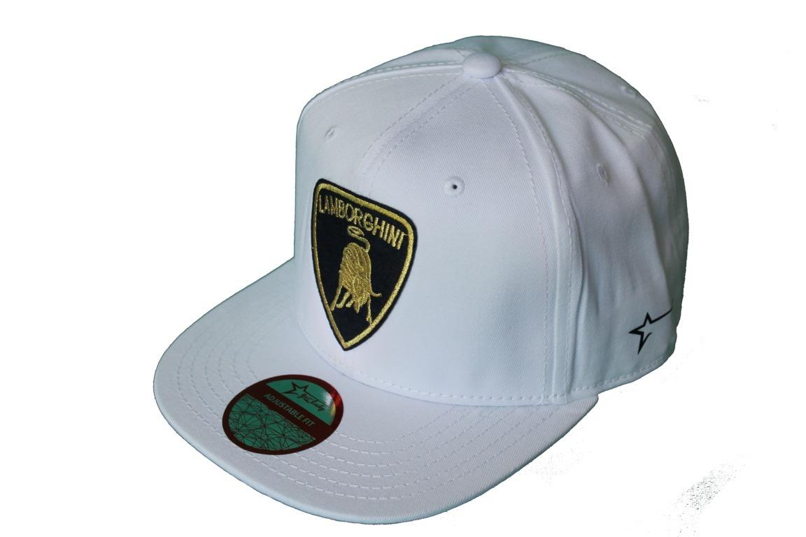 Gorra Lamborghini Snapback 100% Nueva Get Lucky Original -   350.00 ... bde4e60a98f