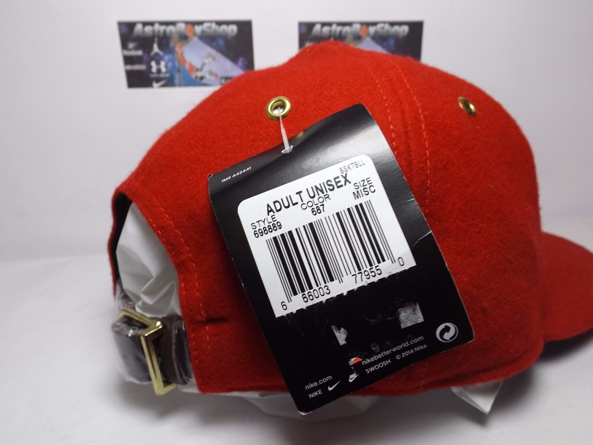 Gorra Lebron James Wool Autentica -   599.00 en Mercado Libre ae4489a26d7