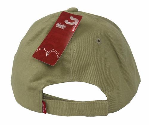gorra levis red tab men's baseball - por pedido_exkarg