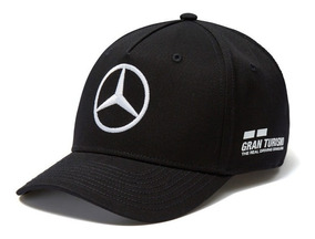 8ef25e0c Gorra Lewis Hamilton Mercedes Amg Petronas F1 Curva Negro