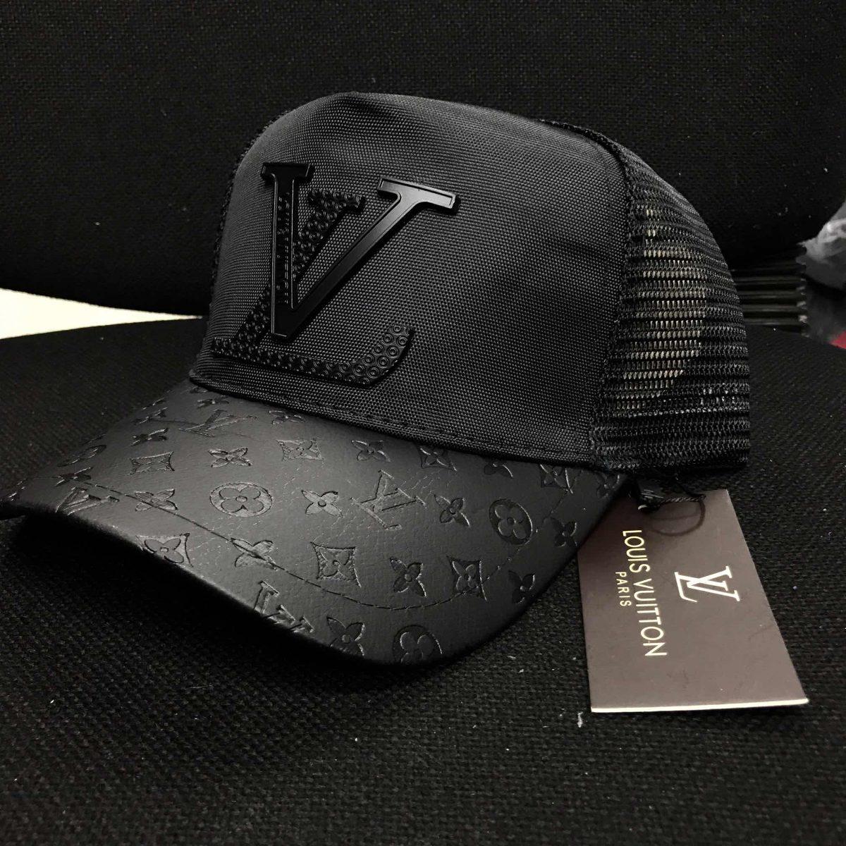 2fae45aca0a8a Gorra Louis Vuitton -   35.000 en Mercado Libre