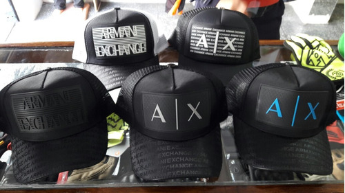 gorra malla armani ax 2017 envio gratis