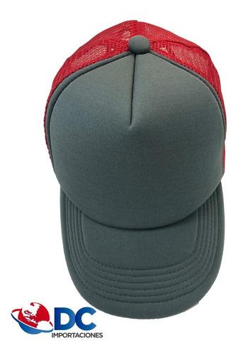 gorra malla, trucker, camionero, sublimar calidad premium