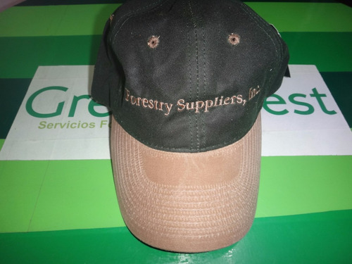 gorra marca forestry suppliers