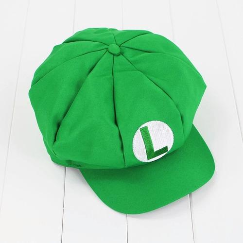 gorra mario bross o luigi