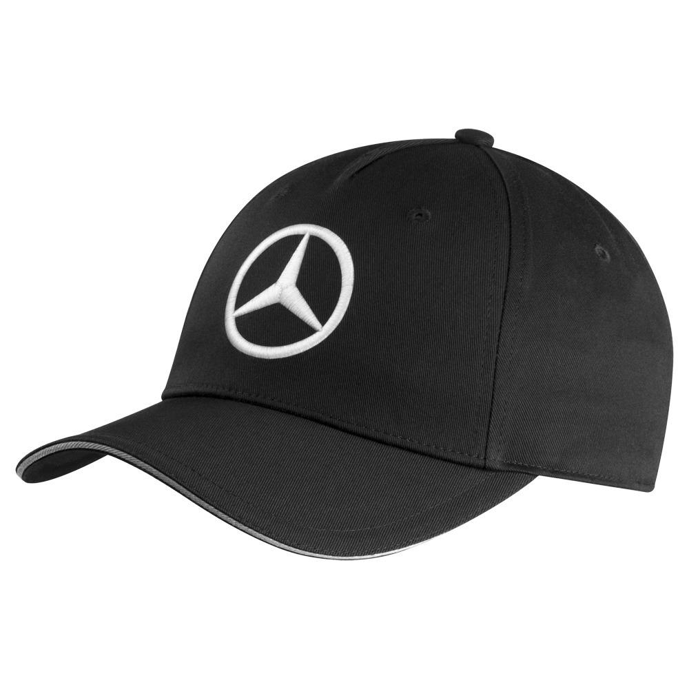 Gorra Mercedes-benz Original Delta Visera Curva S m N-b -   499.00 ... 253d47e9a65