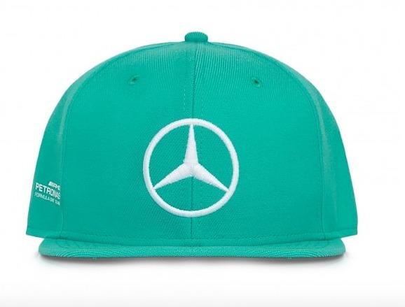 Gorra Mercedes-benz Original Flexfit Lewis Hamilton F1 Xs s ... ef345d01d16
