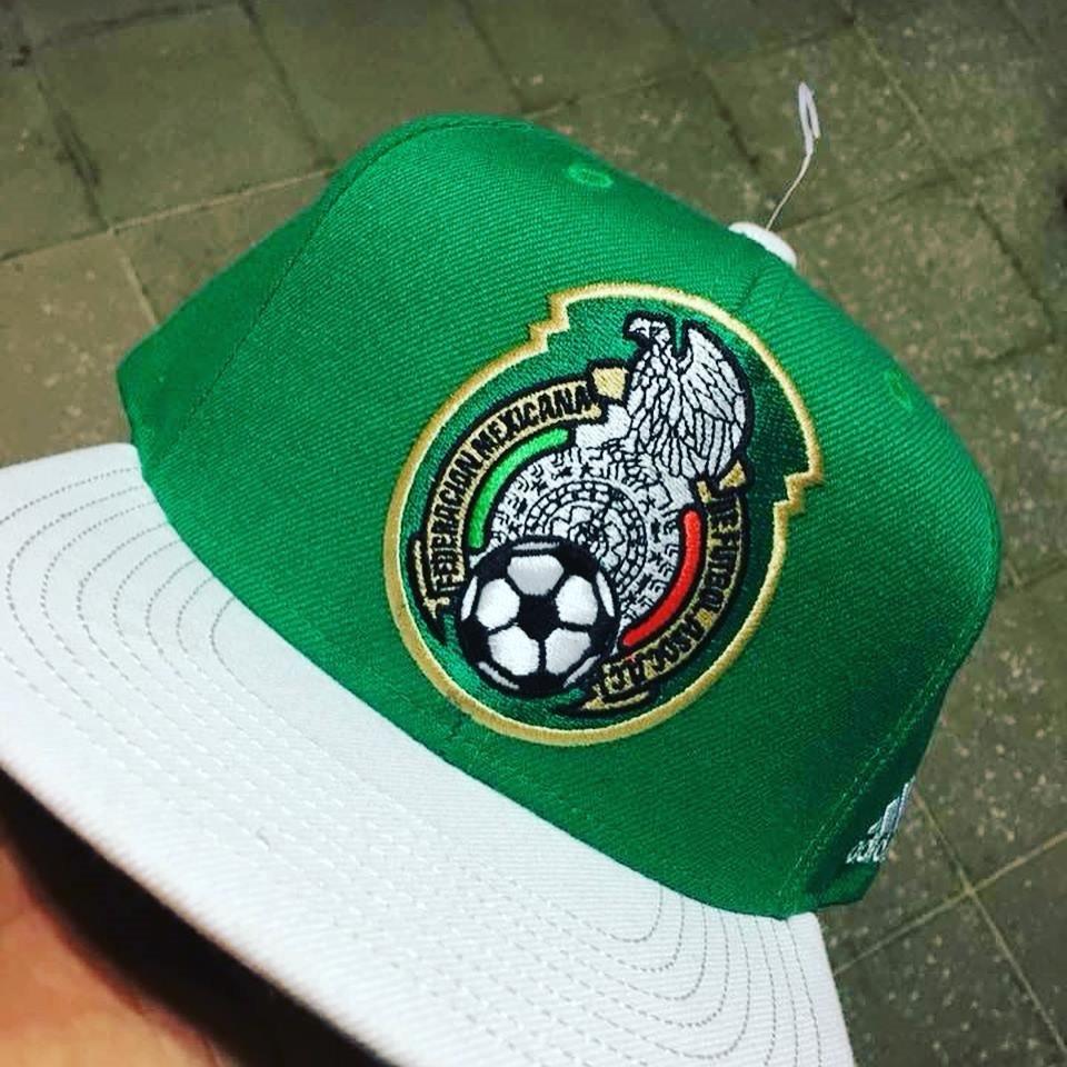 gorra mexico adidas futbol seleccion snapback visera plana. Cargando zoom. 1c053564c2a