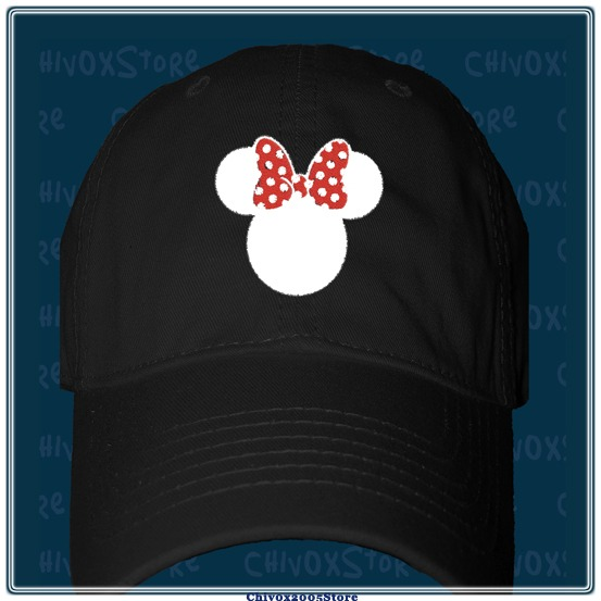 Gorra Mickey Minnie Mouse (disney) - Bs. 12 08825b11641