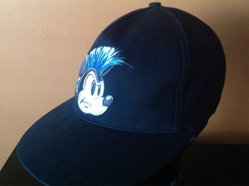 gorra mickey punk disney