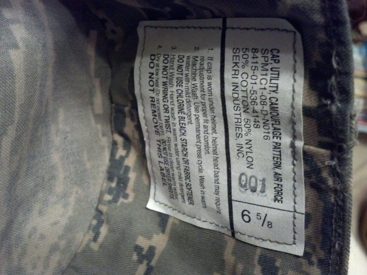 gorra mililtar us army air force talla pequeña niño 6 5 8. Cargando zoom. c2e773ef07c