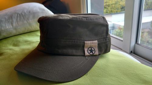 gorra militar patrulla estrella comunista / china mao