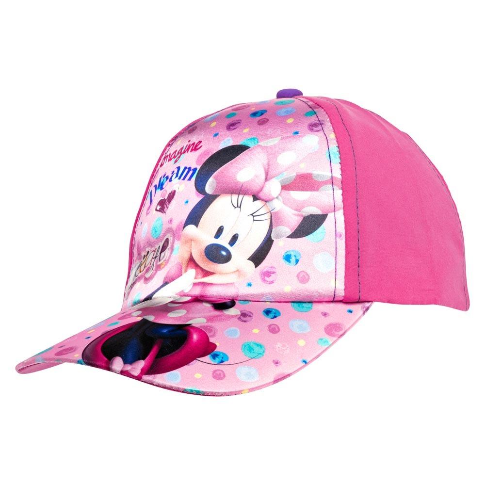 Gorra Minnie Mouse Niña Rosa Multicolor 88120 -   342.00 en Mercado ... 0ed55ff1a6c