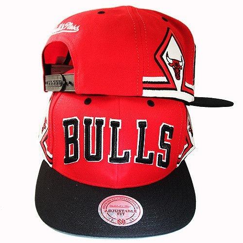 ad15906d9e3e0 Gorra Mitchell   Ness Chicago Bulls 2tone - A Pedido exkarg ...