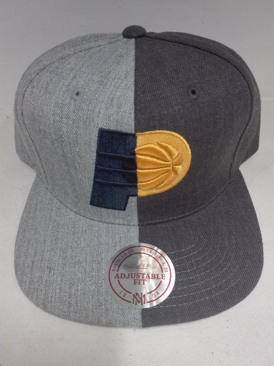san francisco 2d230 12e35 Gorra Mitchell & Ness Indiana Pacers