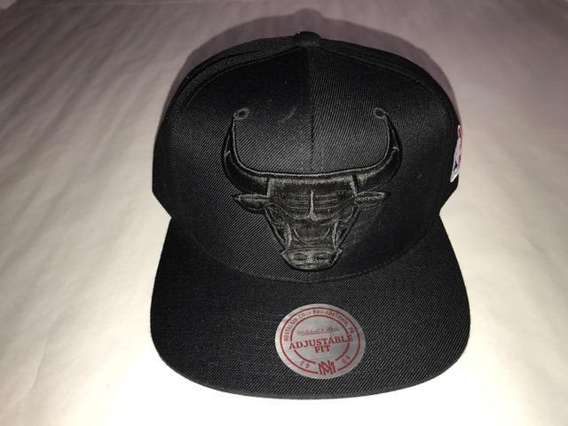 Gorra Mitchell   Ness Nba Chicago Bulls -   750.00 en Mercado Libre 21ca57b934d