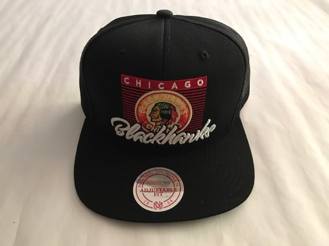 bb11e507c98db Gorra Mitchell   Ness Nhl Chicago Blackhawks -   690.00 en Mercado Libre