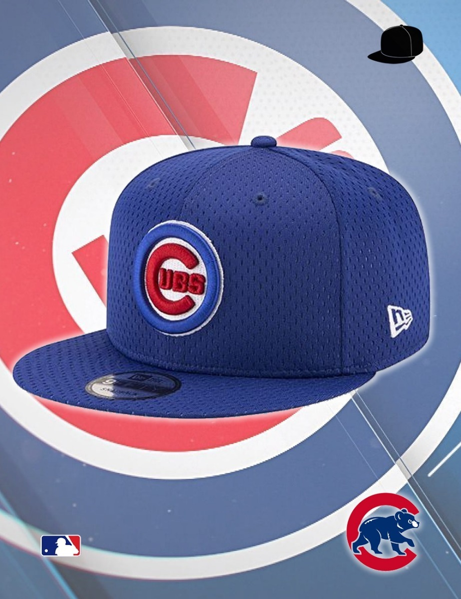 14795afc4c7b9 gorra mlb chicago cubs - coop mesh authentic new era 9fifty. Cargando zoom.