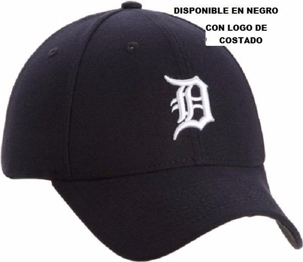 Gorra Mlb Detroit Tigers Flexfit Baseball Original -   2.529 be27fee6eb5