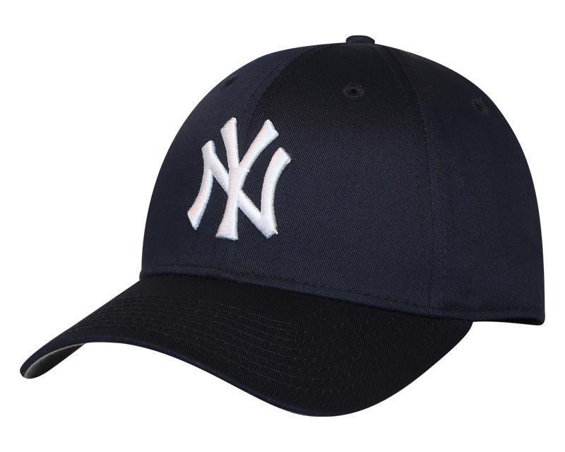 c0768ac6464fa Gorra Mlb Ny Yankees Azul Y Negra -   469.00 en Mercado Libre