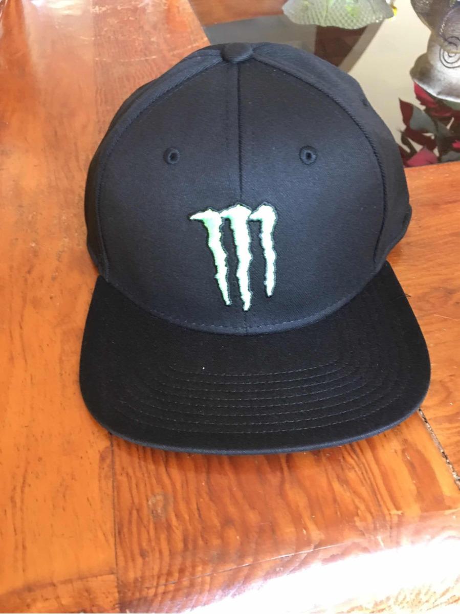 Gorra Monster Energy. -   399.00 en Mercado Libre a75b519c7dc