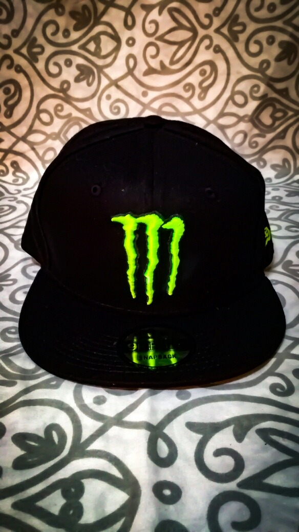Gorra Monster Energy New Era 9 Fifty -   800.00 en Mercado Libre f6d69cdfa3a