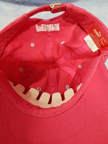 gorra mujer puma