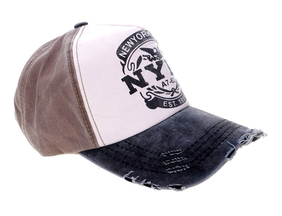 Gorra de b/éisbol de Nueva York Fostex NYPD color negro