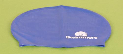gorra natacion de silicona swimmers, antideslizante