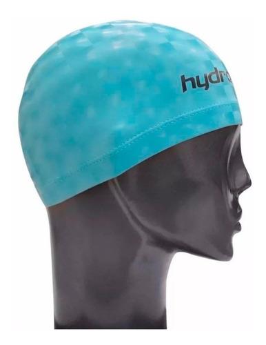 gorra natacion hydro pu polyflex impermeable adulto pileta