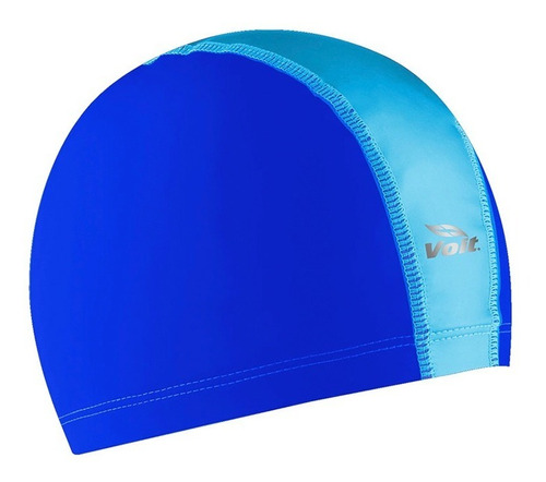 gorra natación jr unitalla unisex azul 75455 voit
