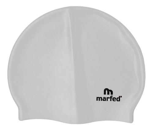 gorra natacion silicona latex marfed gorro elastico pileta