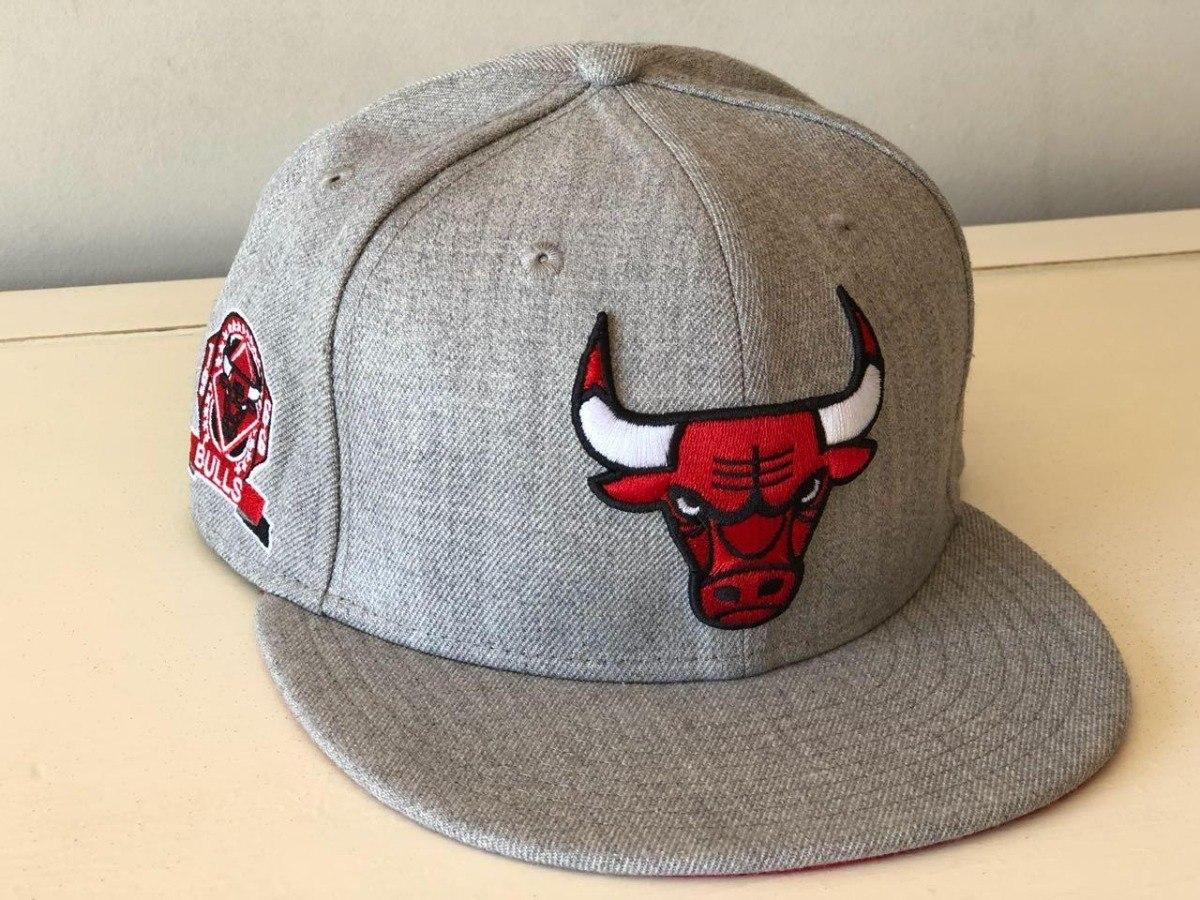 241c43f23365c Gorra Nba Chicago Bulls Marca New Era 9fifty -   1.199