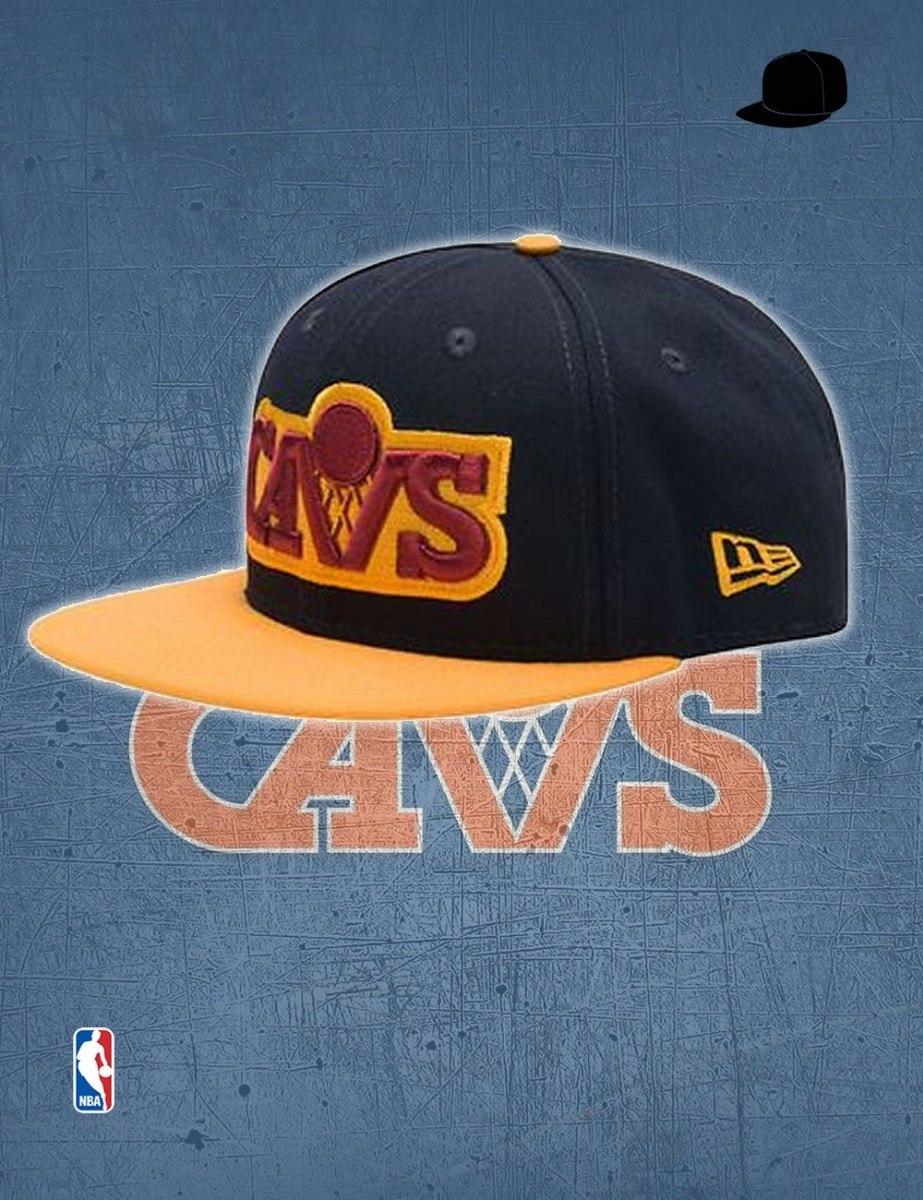 Gorra Nba Cleveland Cavaliers 2retro New Era 9fifty Supercap ... a1cc27aab77
