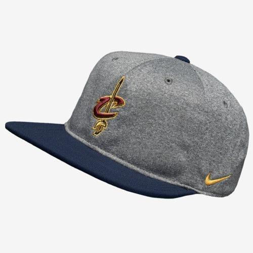 Gorra Nba Cleveland Cavaliers Aerobill Pro Heather Nike Sb -   1.680 ... 8167be9b464